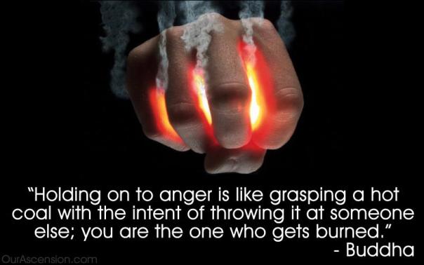 Buddha-on-anger